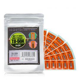NiGK T8-50A แถบวัดอุณหภูมิ (50 to 120℃) | 40pcs/ 1pack