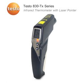 Testo 830-Tx Series Infrared Thermometer with Laser Pointer