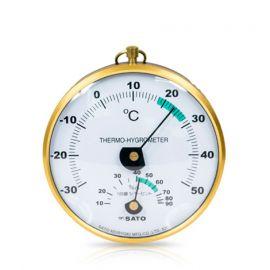 SK Sato TH-100 เครื่องวัดอุณหภูมิและความชื้นอากาศ (Thermohygrometer)