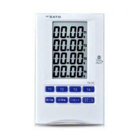 skSato TM-35 นาฬิกาจับเวลา (4ch)