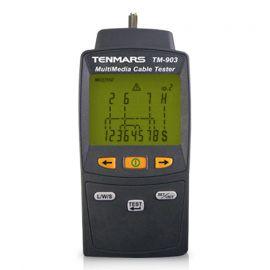 Tenmars TM-903 เครื่องทดสอบสายแลน