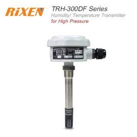 Rixen TRH-300DF Series ทรานสมิตเตอร์วัดอุณหภูมิและความชื้นในอากาศแบบติดตั้ง