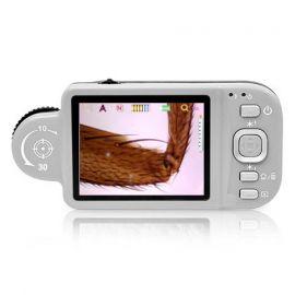Vitiny VT300Plus-Grey กล้องไมโครสโคปแบบพกพา (สีเทา)