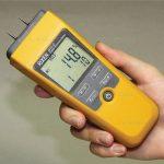 การวัดความชื้นวัสดุแบบทำลายพื้นผิว (Pin Moisture Meter) ด้วยเทคโนโลยี Resistance Technology