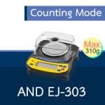 เครื่องชั่งน้ำหนักดิจิตอล AND รุ่น EJ-303 และฟังก์ชั่น Counting Mode