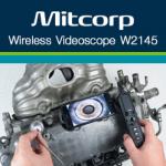 การใช้งาน Mitcorp W2145 กล้องส่องท่อแบบไร้สาย | Videoscope for Smartphone