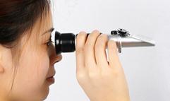 Refractometers แบบกล้องส่อง