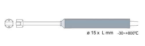 Thermocouple - Surface Type
