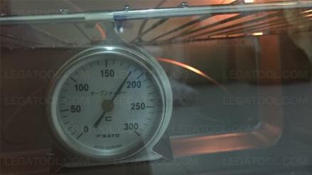 SK Sato SK-1726-20 ที่วัดอุณหภุมิสำหรับเตาอบ (0 to 300°C)
